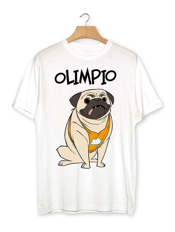 Olimpio Carlino all'Avventura Tshirt